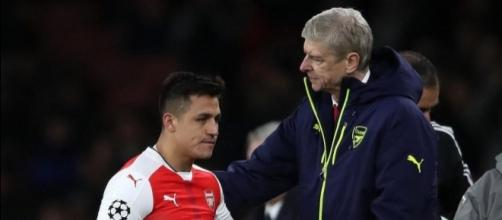Alexis Sanchez wants to stay at Arsenal, according to Gunners boss ... - thesun.co.uk