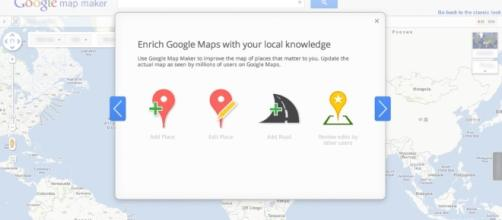 Cartography & Maps on Twitter: Google Map Maker shut down to encourage Local Guides program. Photo courtesy of Right Relevance – rightrelevance.com