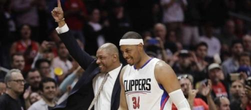 Clippers clinch No. 4 playoff seed with 115-95 rout of Kings ... - greenwichtime.com