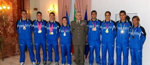 Concorso per diventare atleta dell'Esercito Italiano