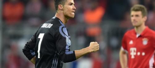 CR7 devient CR9 après le match contre Bayern