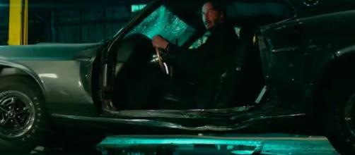 Keanu Reeves Goes Ballistic in Badass Full Trailer for JOHN WICK ... - geektyrant.com