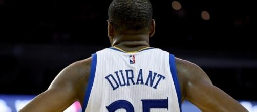 Kevin Durant is ready to lead the Warriors' charge into the postseason ... - usatoday.com