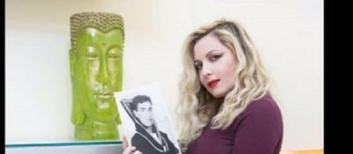 La bella Lisa Fusco (foto archivio)