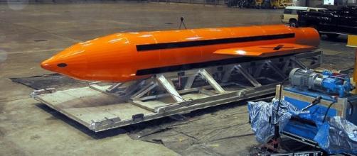 La 'madre di tutte le bombe', sganciata dall'amministrazione Trump in Afghanistan