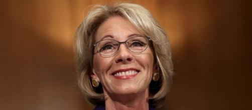 Nomination of Betsy DeVos, Trump's Pick for Dept. of Education, in ... - nbcnews.com