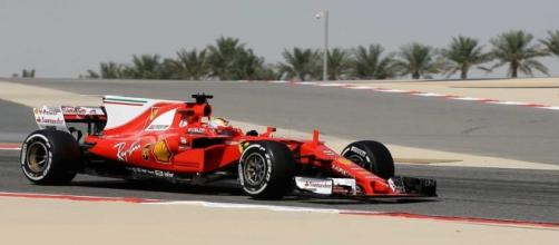 Sebastian Vettel tops both practice sessions at Bahrain Grand Prix ... - sportsnet.ca