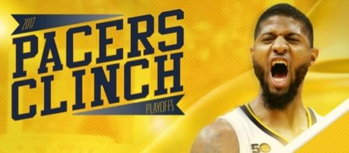 Soaring George Seeking a Higher Level | Indiana Pacers - nba.com