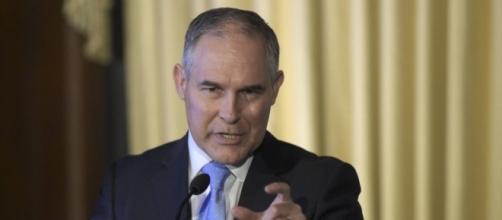Transcript: Scott Pruitt addresses EPA employees   News OK - newsok.com