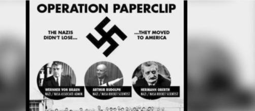 Um dos maiores escândalos da NASA foi o Projeto Paperclip (Banco de Imagens Google)