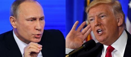 White House, Kremlin Say Trump, Putin Agree To Work Together - rferl.org
