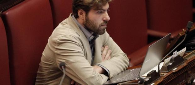 Adriano zaccagnini, convegno anti-vaccini