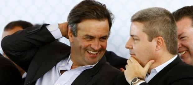 Aécio Neves e Anastasia são investigados por corrupção e lavagem de dinheiro