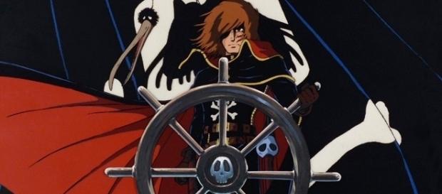 Capitan Harlock: annunciato un live action USA