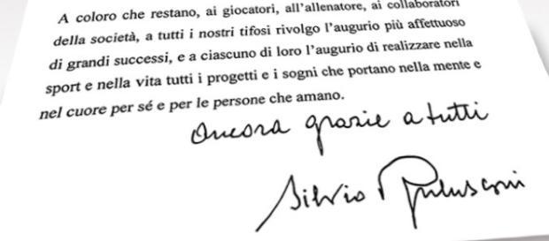 Closing Milan news: è ufficiale, finita era Berlusconi, le ultimissime