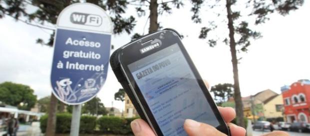 Conecte-se apenas em redes Wi-Fi confiáveis