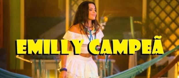 Emilly é a grande campeã do BBB17 e não foi à toa, ela usou alguns truques que funciona, confere!