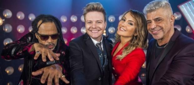Final do BBB17 contará com show dos jurados do The Voice Brasil (Foto: Reprodução)
