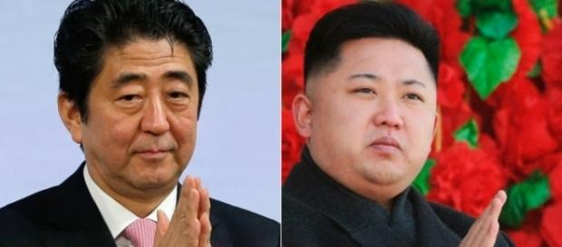 Shinzo Abe, primeiro-ministro japonês, teme que seu país seja alvo de um ataque químico deflagrado pela nação de Kim Jong-un