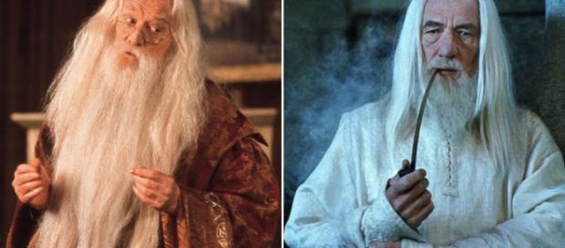 Sir Ian McKellen refused the role of Professor Albus Dumblemore [Image via Blasting News Library]