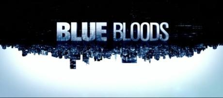 Blue Bloods tv show logo image via Flickr.com