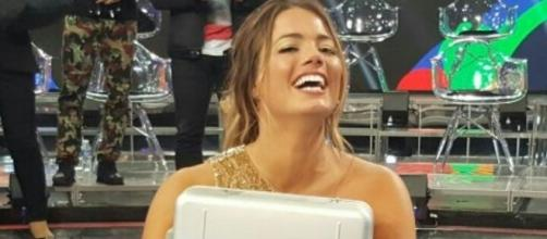 #Alyson gana la #Final2GHVIP5 frente a Daniela Blume