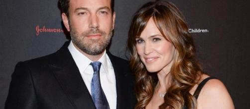 Ben Affleck and Jen Garner in a past event Photo by TMZ