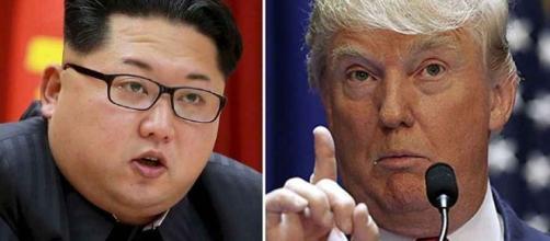 China alerta para os riscos de uma guerra iminente entre EUA e Coreia do Norte