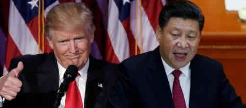 China's Xi tells Trump cooperation is only choice | ABS-CBN News - abs-cbn.com