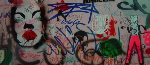 El arte callejero copa Malasaña