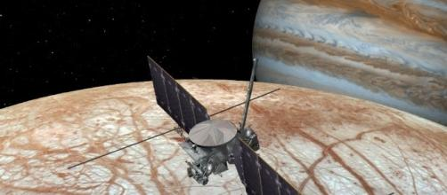 Europa Clipper mission | by ASA/JPL-Caltech/SETI Institute (nasa.gov - public domain)
