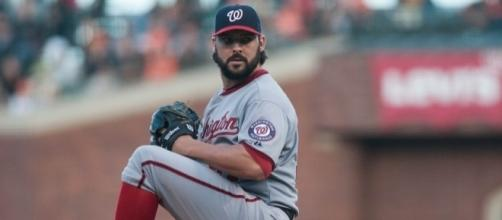 Fighting Illini in the MLB: Tanner Roark Picks Up Fifth Win Of The ... - writingillini.com