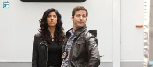 "Following Nathan Fillion as guest star on ""Brooklyn Nine-Nine,"" Ryan Phillippe will also appear series' penultimate episode. (Photo credit: SpoilerTV)"
