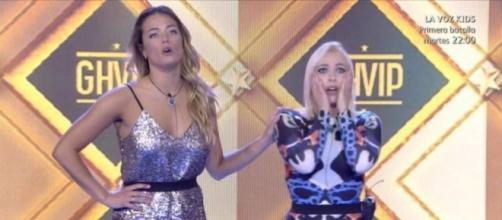GH VIP 5: La catastrófica reacción de Aly y Daniela al saber que ... - elconfidencial.com