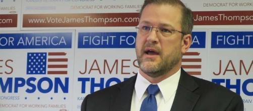 Meet The 4th Congressional Candidates: James Thompson | KMUW - kmuw.org