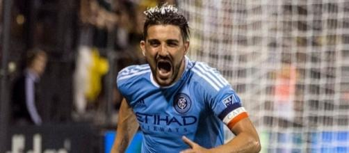 New York City FC's David Villa named 2016 MLS MVP | SBI Soccer - sbisoccer.com