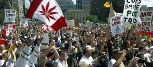 Official: Canada expected to legalize marijuana by July 2018 - San ... - mysanantonio.com