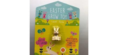 Target Easter toy recall - Photo Courtesy of Consumer Product Safety Comission