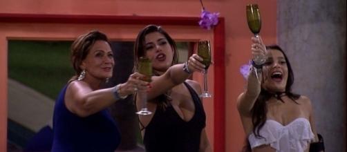 """Trio de mulheres foi entrevistado no """"Mais Você"""""""