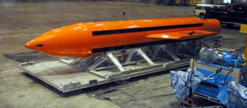 Trump's US military drops MOAB bomb in raid on ISIS caves in ... - thesun.co.uk