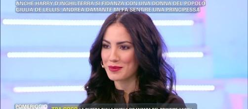 Video Pomeriggio Cinque: Giulia De Lellis e Andrea Damante: pace ... - mediaset.it