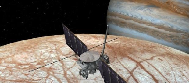 Europa Clipper mission | by ASA/JPL-Caltech/SETI Institute (nasa.gov - public domain)