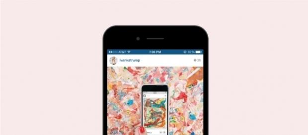 How collectors use Instagram to buy art. Photo courtesy of Artsy - artsy.net
