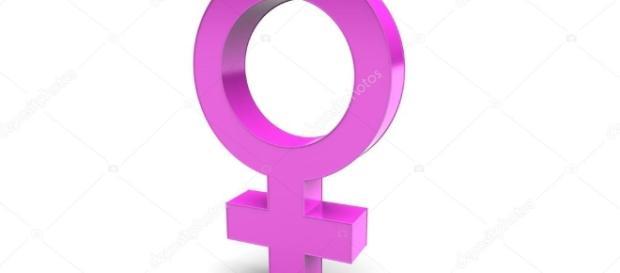 Símbolo internacional do sexo feminino