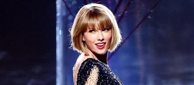 Taylor Swift tem em torno de si uma aura das passarelas