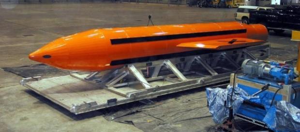 USA werfen ihre größte nicht-atomare Bombe in Afghanistan ab ... - stern.de