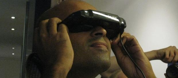 Virtual Reality/ Photo via Phil Whitehouse, Flickr