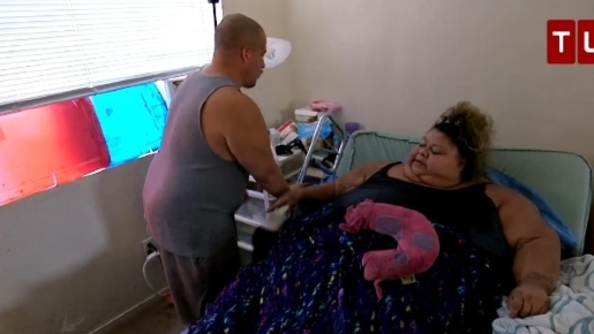 My 600 Lb Life Lupe Loses Weight But Will Gilbert Stay With Her