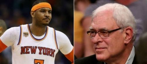 As he tries to trade Carmelo Anthony, Phil Jackson must regret ... - sportingnews.com