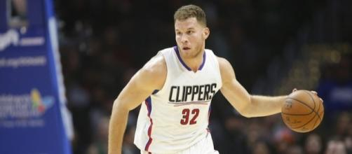 Blake Griffin and the Clippers host Utah in Game 1 of their playoff series on Saturday night. [Image via Blasting News image library/inquisitr.com]